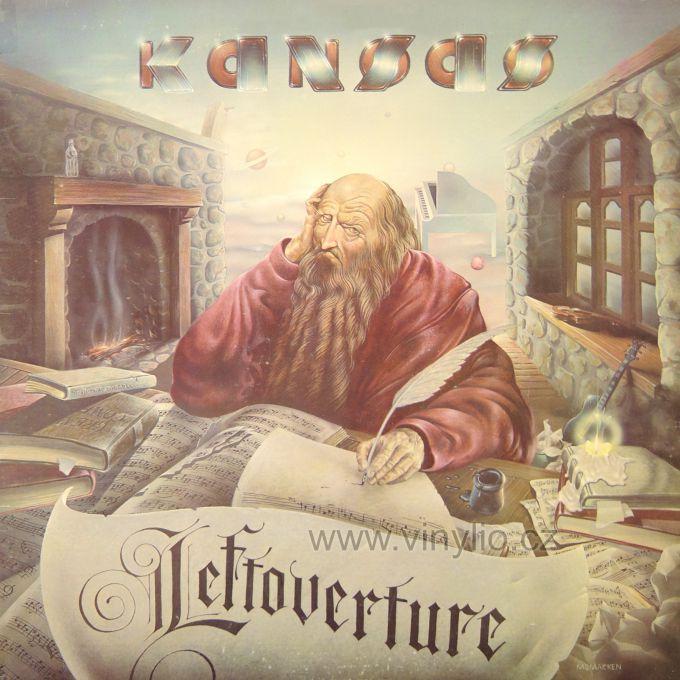 Kansas (2) - Leftoverture (Vinyl, LP, Album) at Discogs